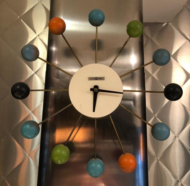 Nelson Miller Clock